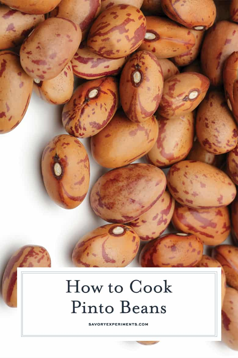 how to cook pinto beans for Pinterest