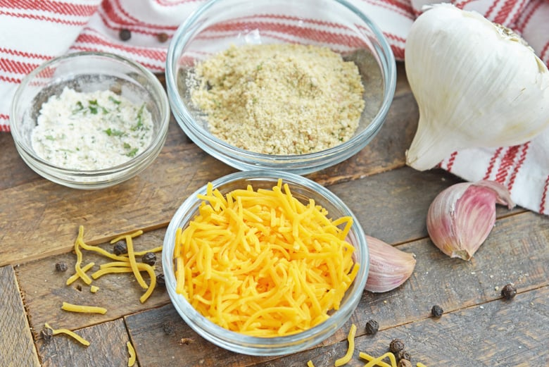 bacon ranch chicken ingredients