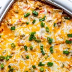 king chicken ranch casserole