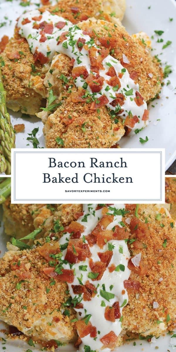 ranch chicken for pinterest