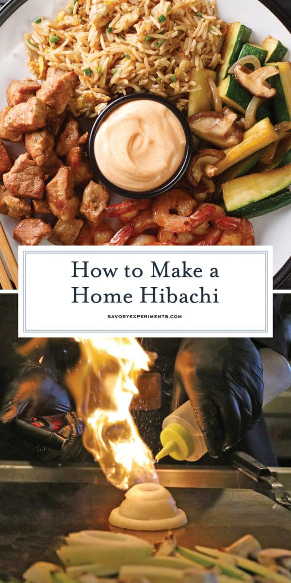how to make home hibachi for pinterest