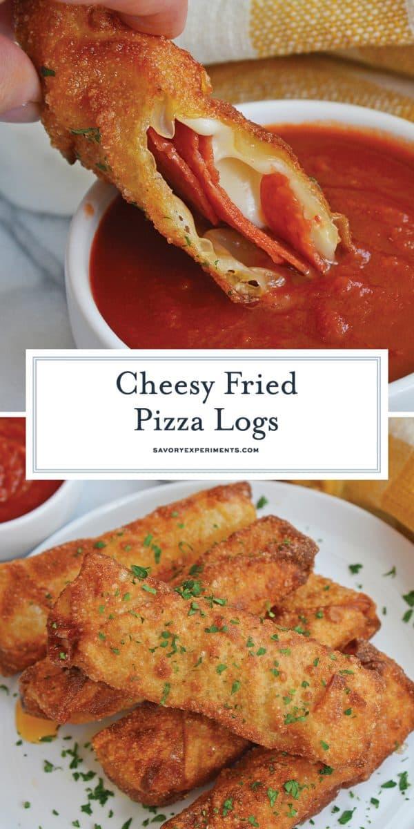 Pizza logs for pinterest