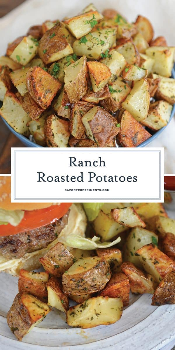 ranch potatoes for pinterest