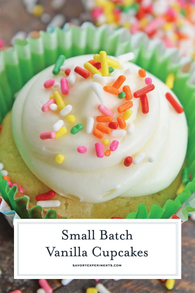 easy vanilla cupcakes for pinterest