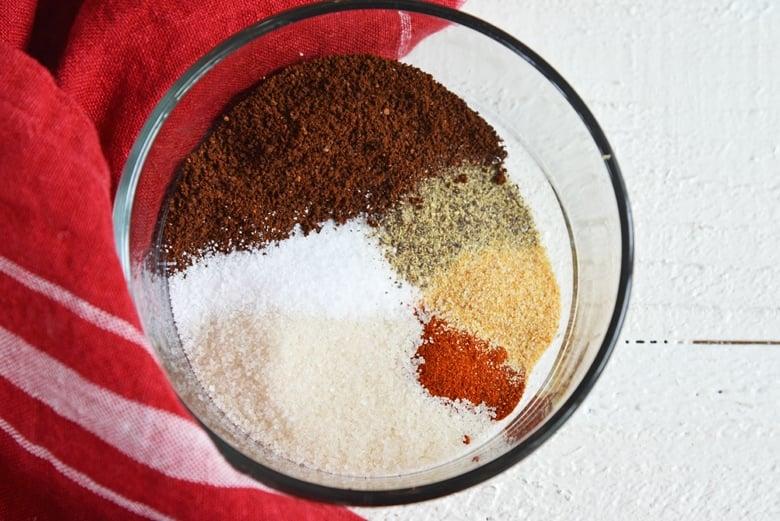 spice rub for beef tenderloin recipe