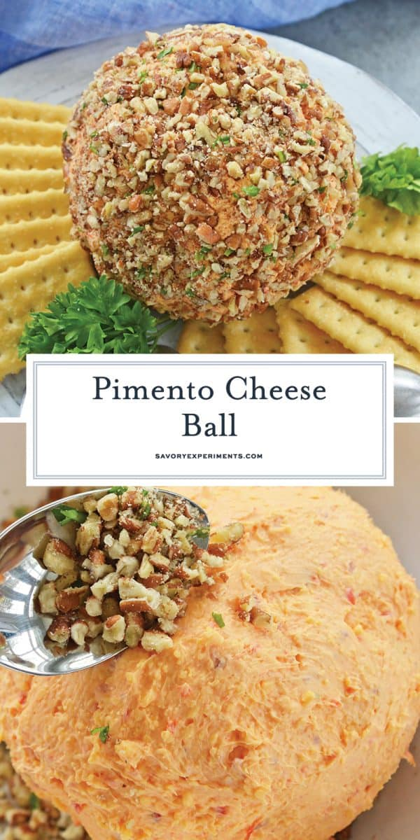 pimento cheese ball for pinterest