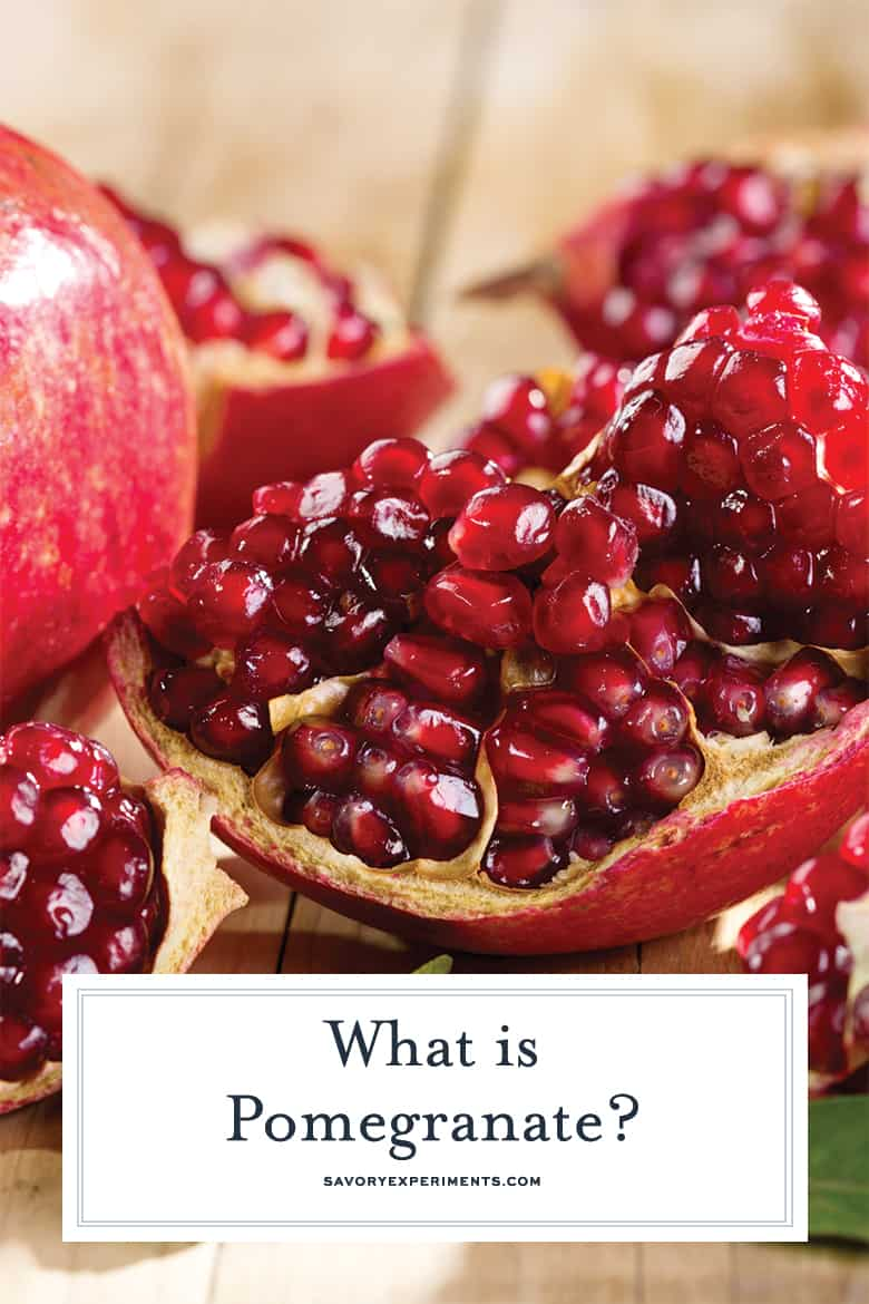 what is a pomegranate
