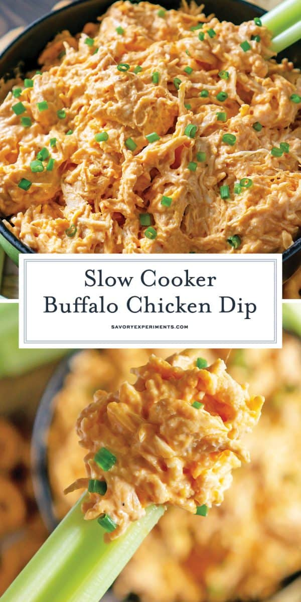 buffalo chicken dip for pinterest