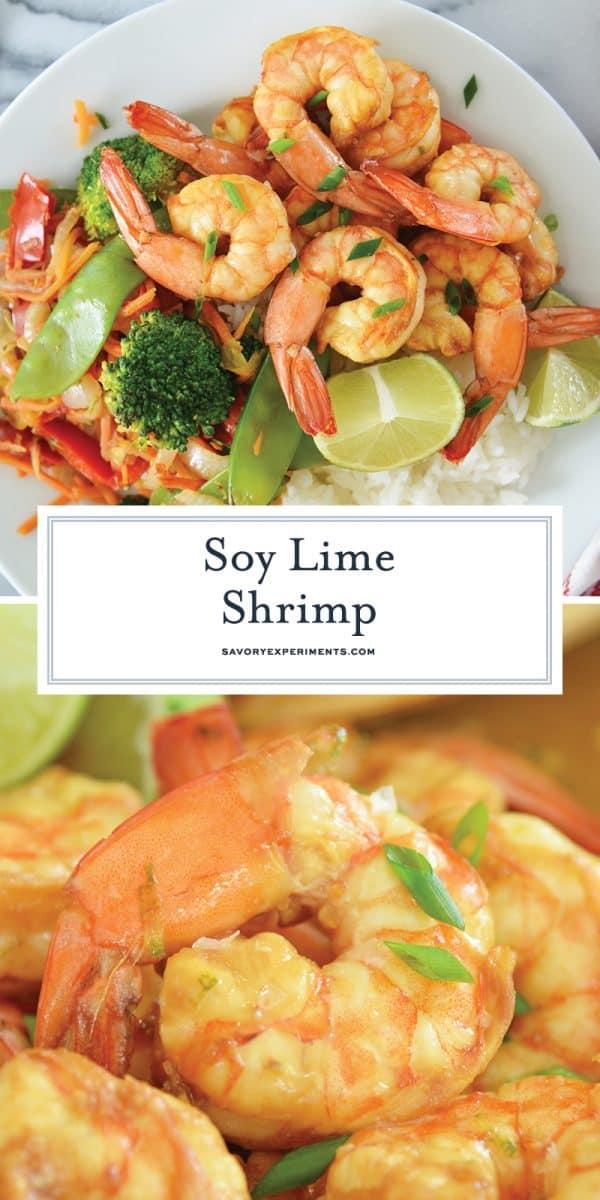 soy lime shrimp for pinterest