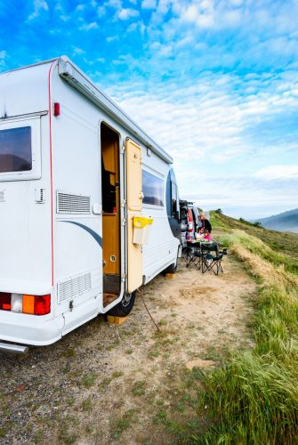 best RV vacation sites in the US