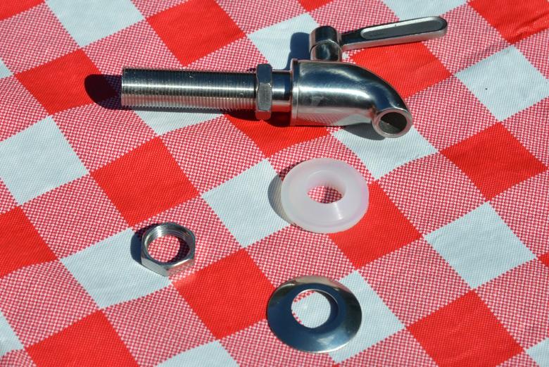 fruit keg tools