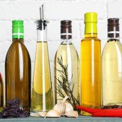 best cooking oils in glass bottles