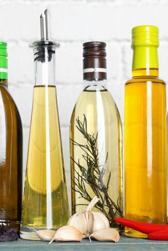 best cooking oils in glass bottles