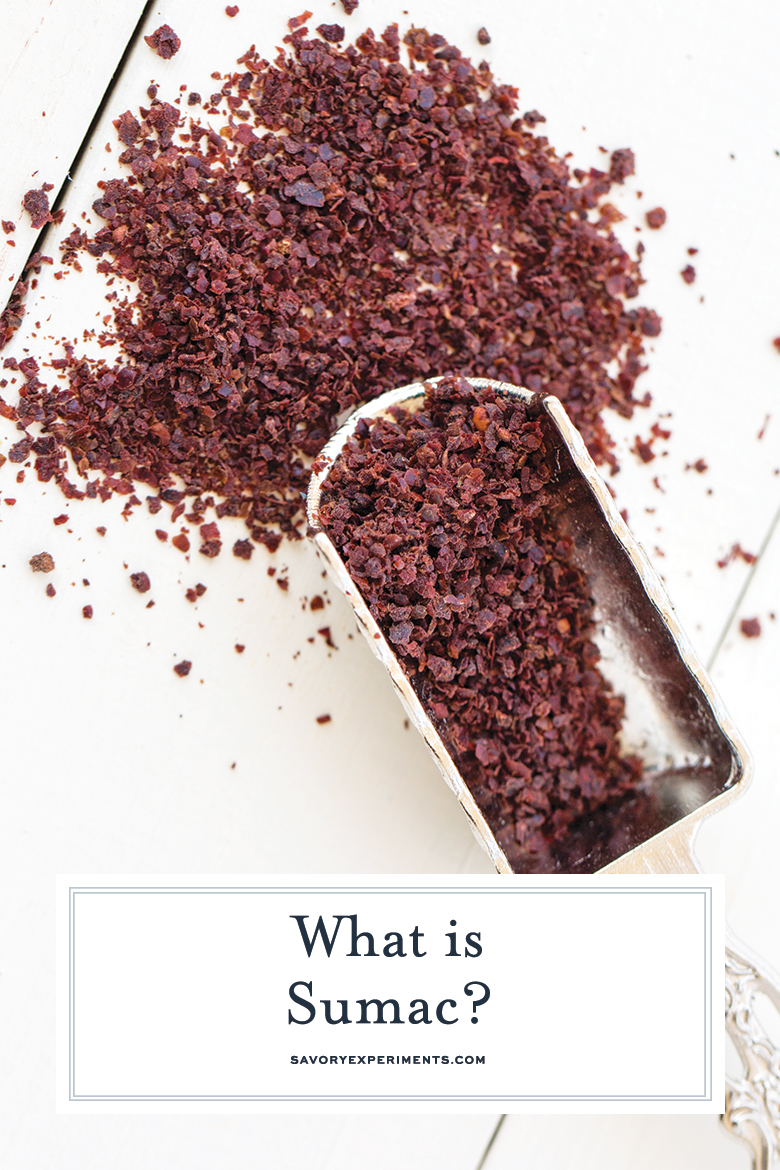 what is sumac for pinterest