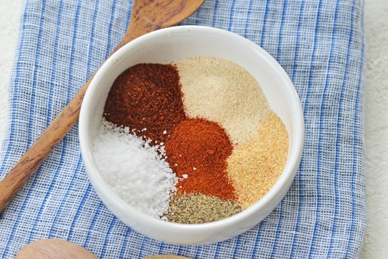 ingredient for turkey rub
