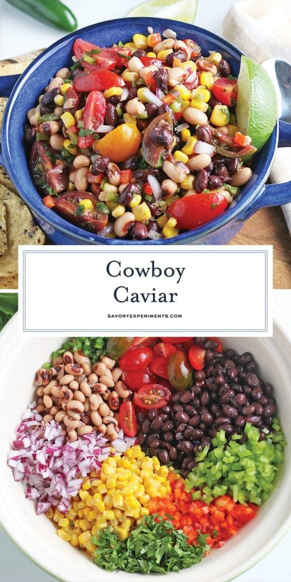 cowboy caviar for pinterest