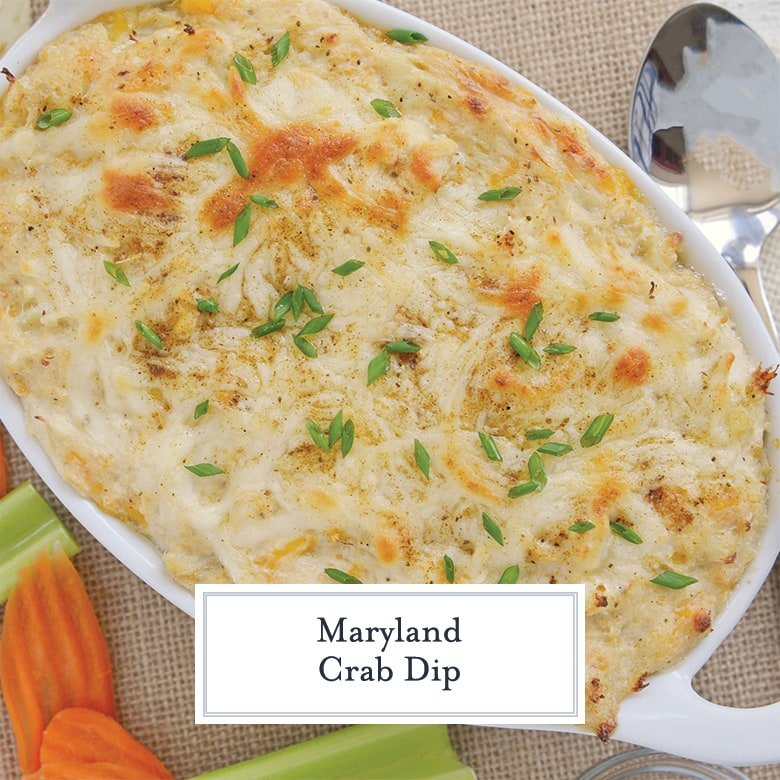 cheesy crab dip recipe
