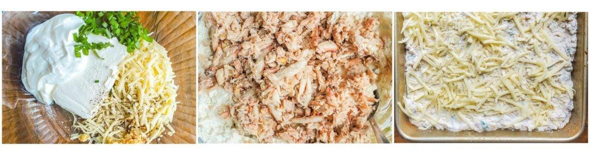 how to make crab rangoon dip