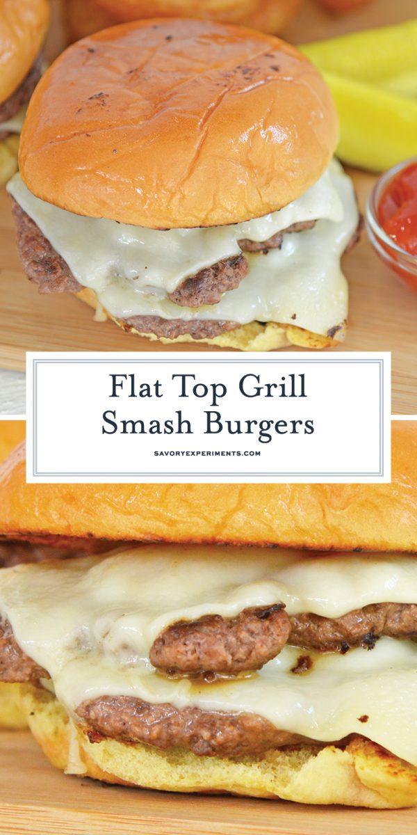 smash burger for pinterest