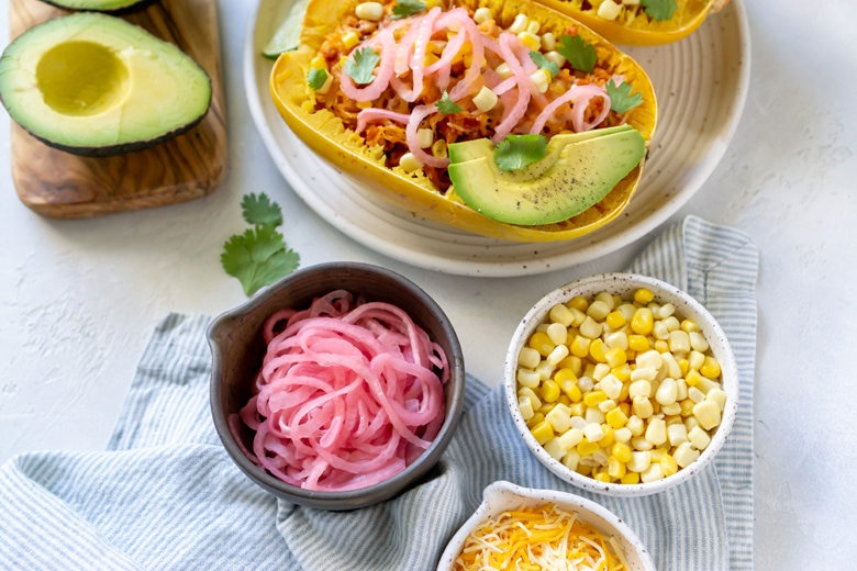 toppings for taco boats