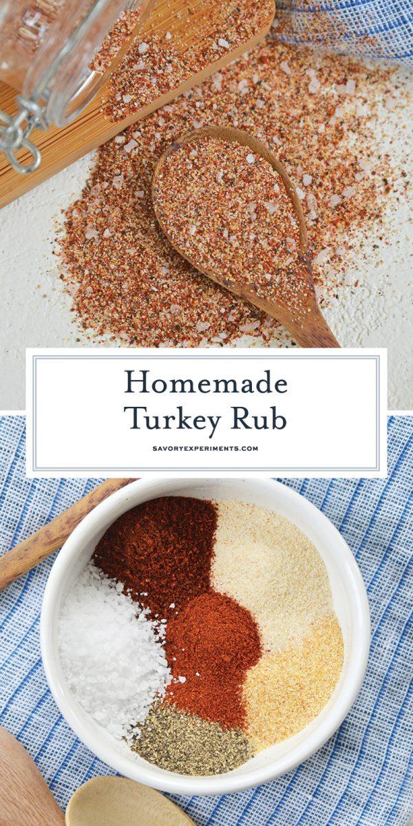turkey rub recipe for pinterest