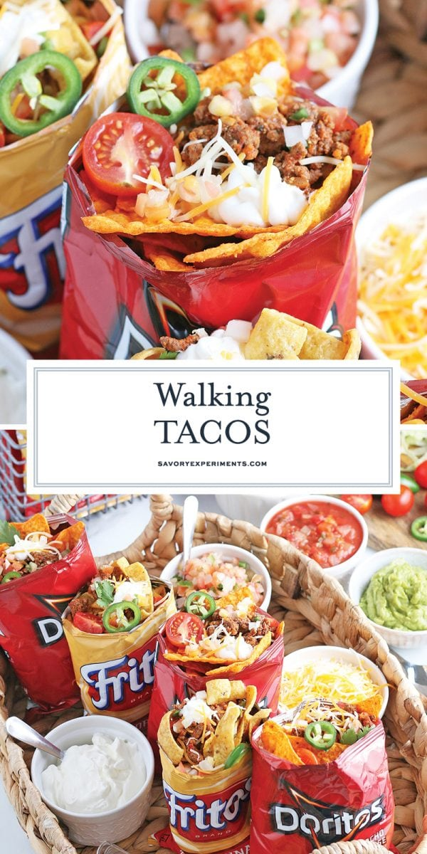 walking tacos for pinterest