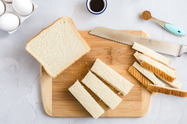 bread for french toast sticks