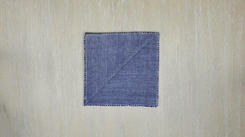 fold back corner