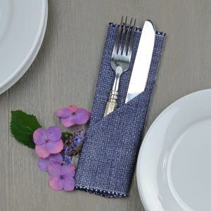 pocket napkin fold