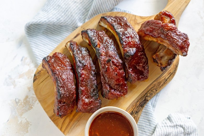 how to make ribs in the slow cooker
