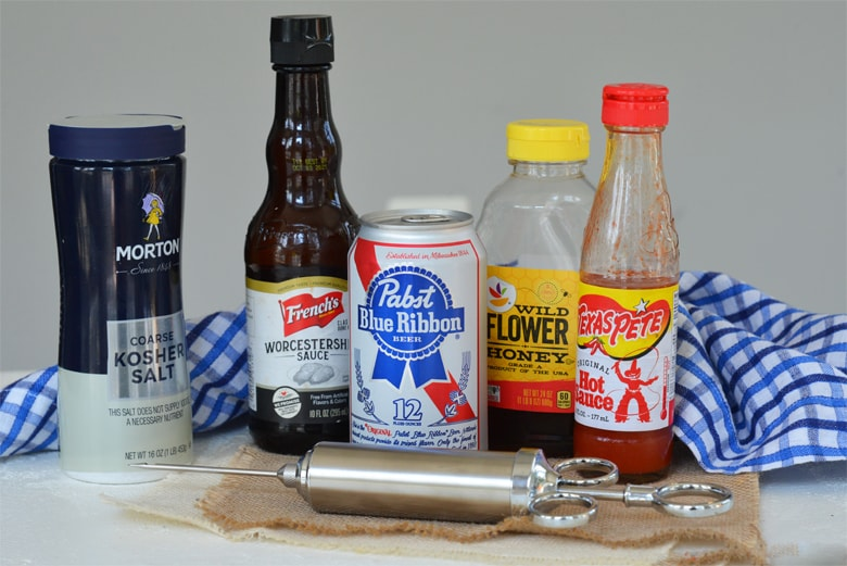turkey injection ingredients
