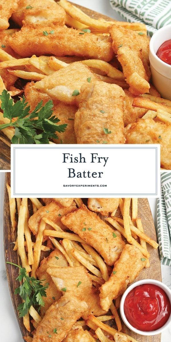 fish fry batter for pinterest