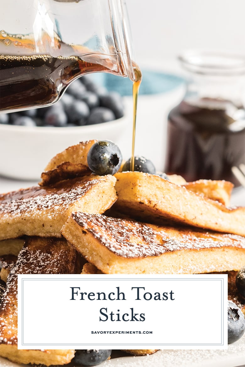 syrup with french toast