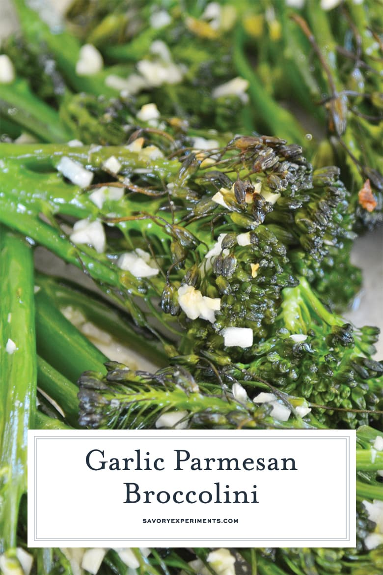 how to cook broccolini for pinterest