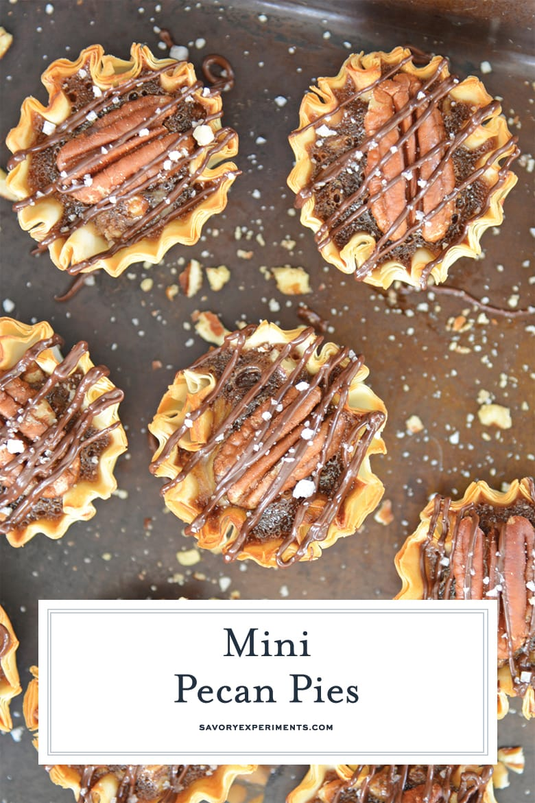 pecan tarts for pinterest