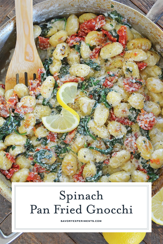 gnocchi recipe for pinterest