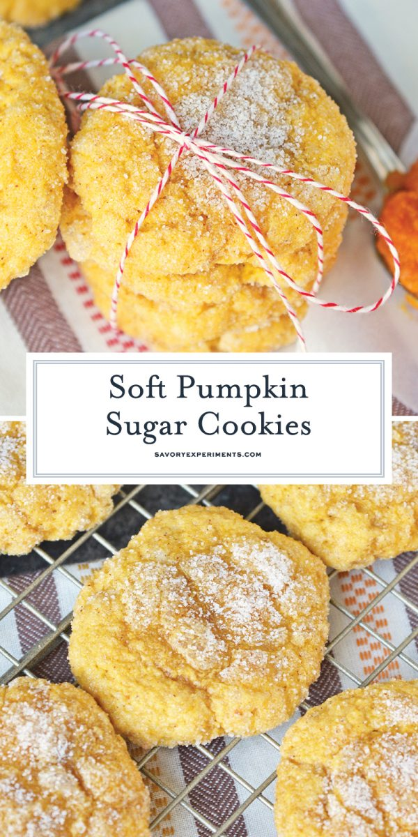 pumpkin cookies for pinterest
