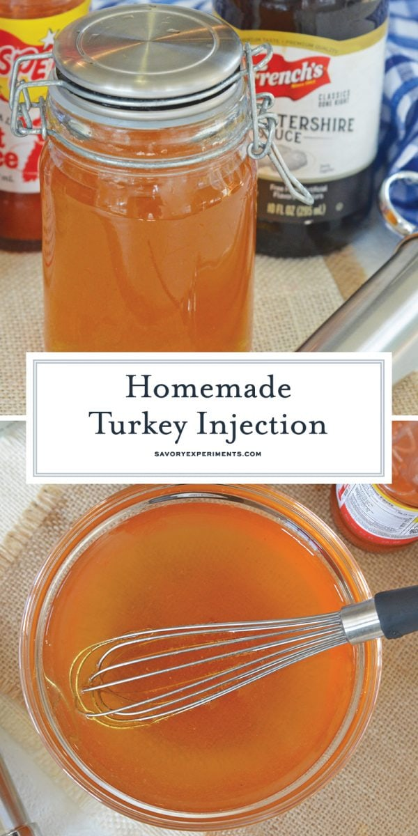 turkey injection for pinterest