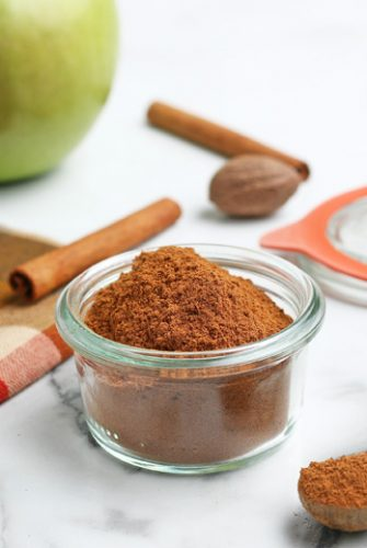 homemade apple pie spice recipe