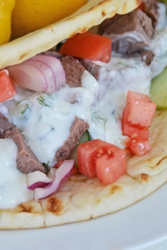 greek lamb gyro recipe