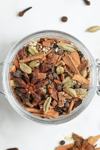 overhead of pickling spice recipe