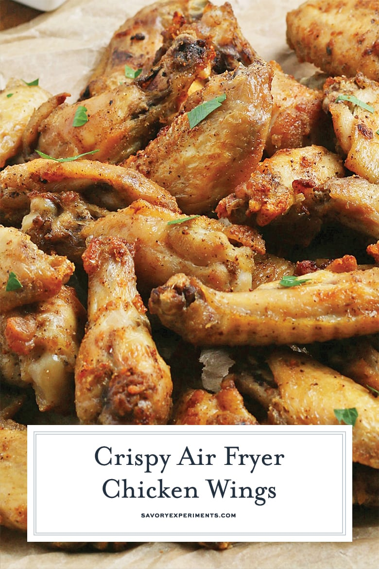 super crispy wings in the air fryer