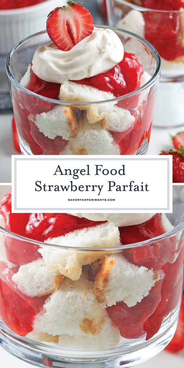 angel food parfaits for pinterest