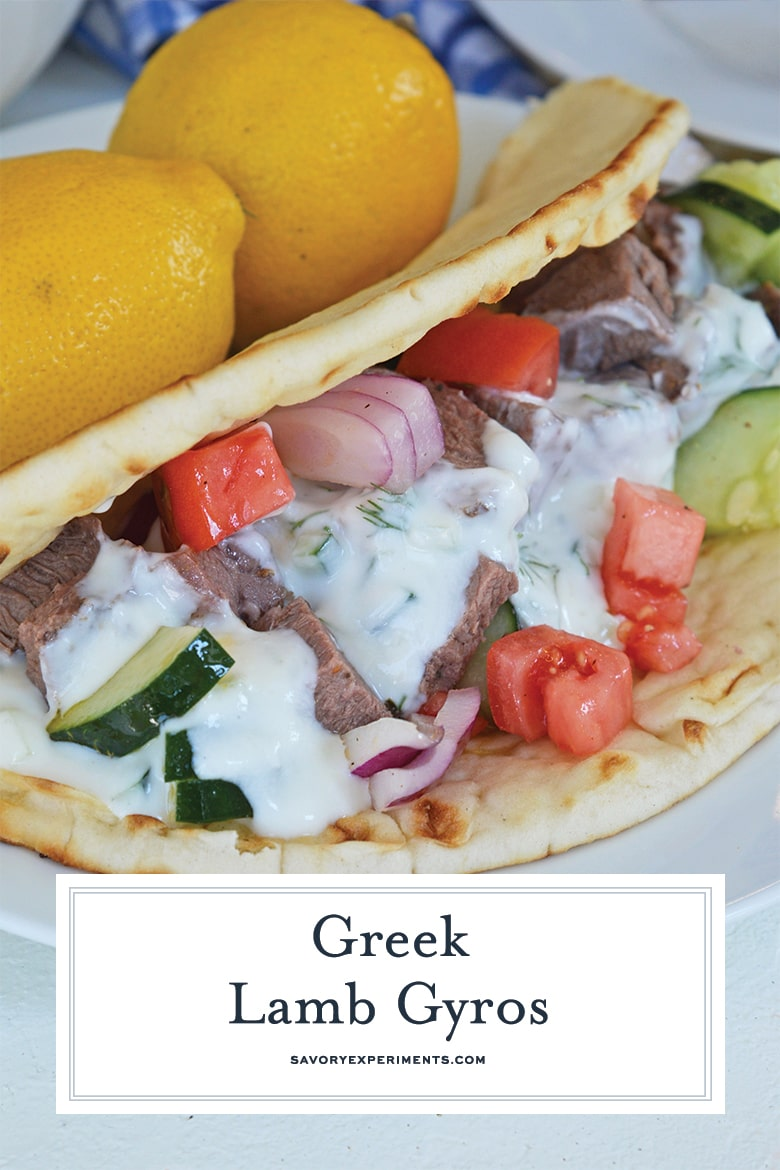 how to make a gyro for pinterest