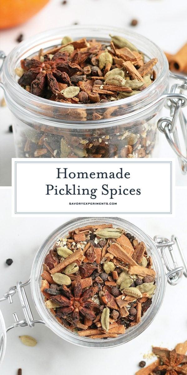pickling spice for pinterest