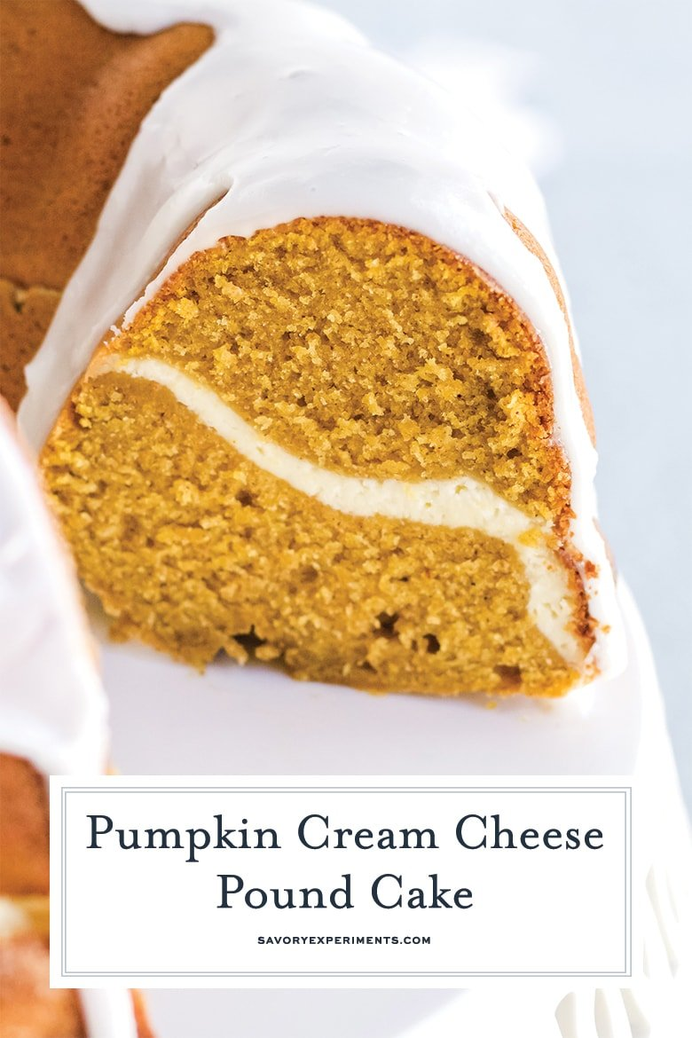 pumpkin cream cheese pound cake recipe instructions