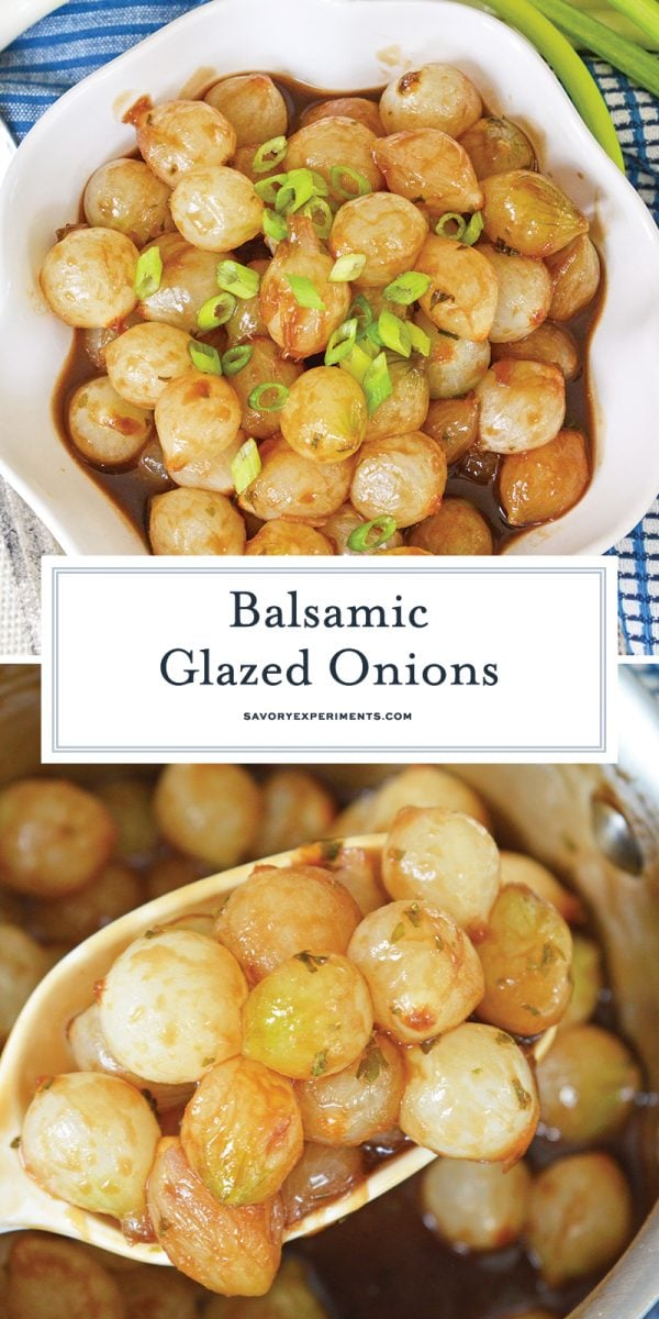 balsamic glazed onions for pinterest