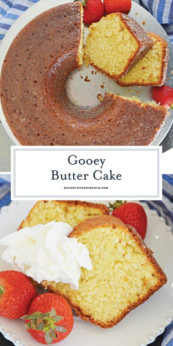 gooey butter cake for pinterest