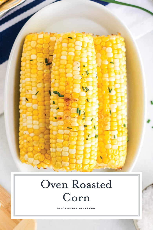 corn in a serving dish