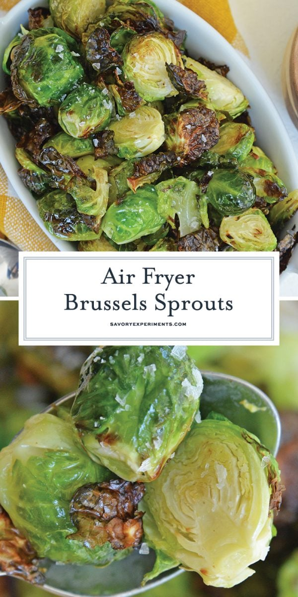 pin for air fryer brussels sprouts